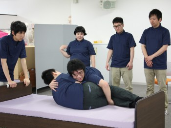 新卒リハ研修7
