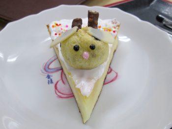 新涯_ケーキ2